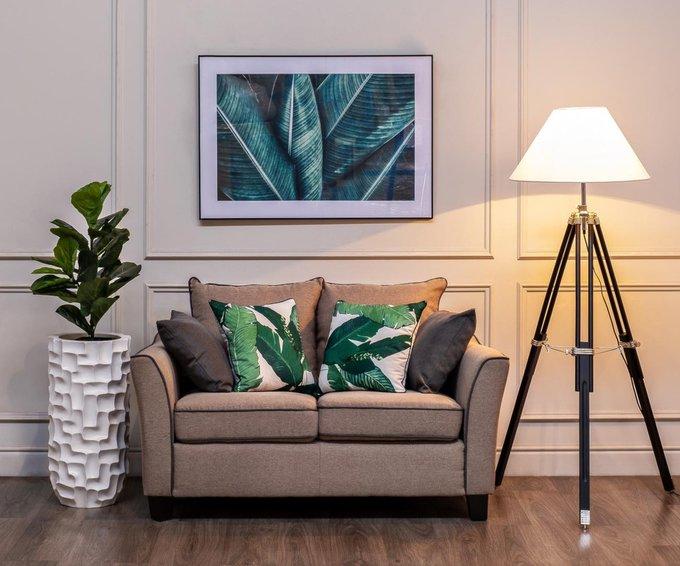 Постер Пальмы в алюминиевой раме 70х100