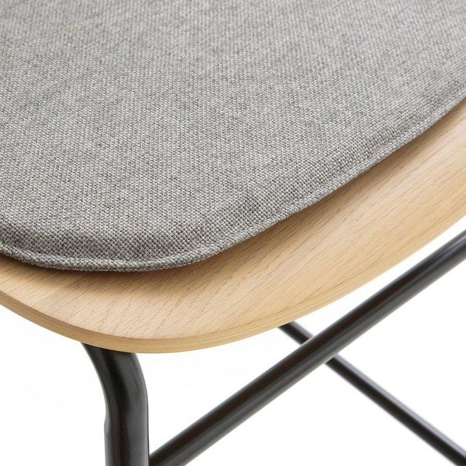 Комплект из двух барных стульев Blutante с подушкой