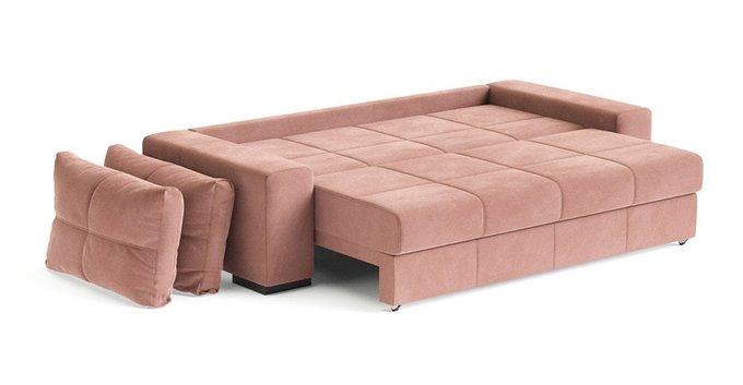 Диван-кровать Матиас розового цвета