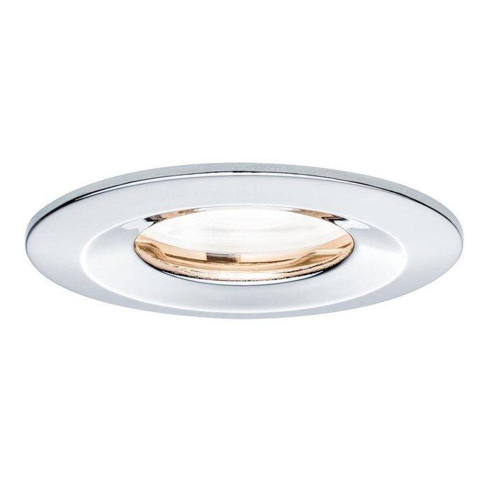 Встраиваемый светодиодный светильник Nova из металла