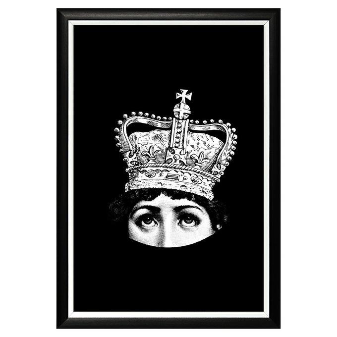 """Арт-постер """"Лина"""", версия  """"Империя"""" (Форназетти)"""