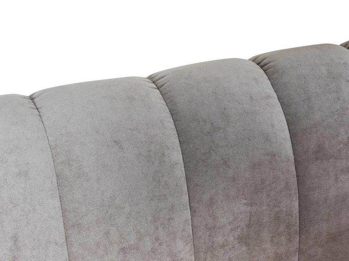 Кровать Queen Anastasia темно-коричневого цвета 160x200