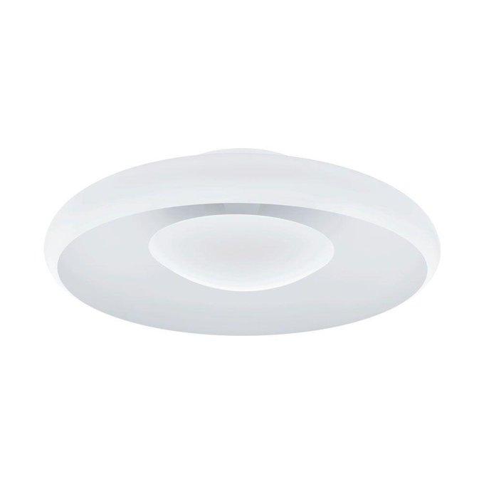 Потолочный светодиодный светильник Meldola белого цвета