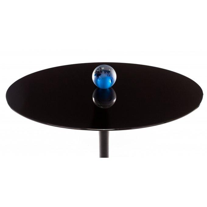 Обеденный стол black черного цвета