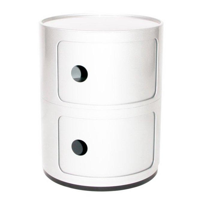 Тумба Componibili White белого цвета