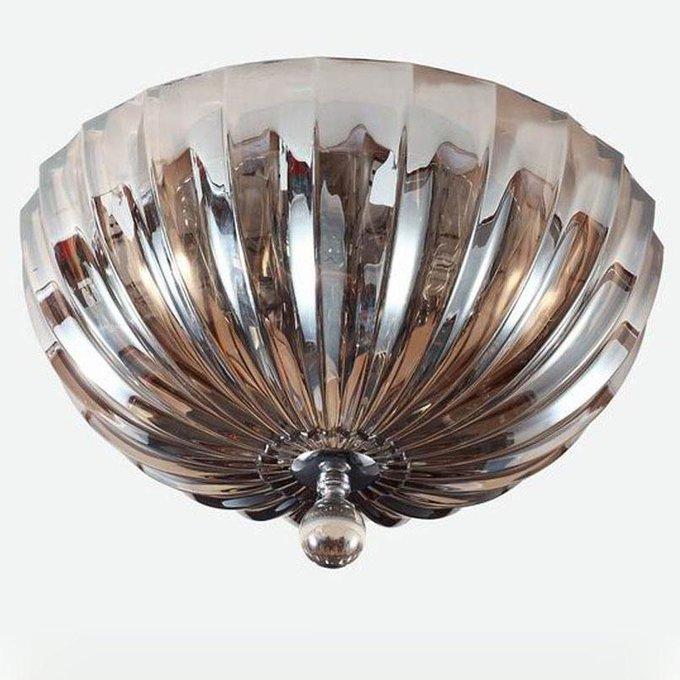 Потолочный светильник Newport cognac