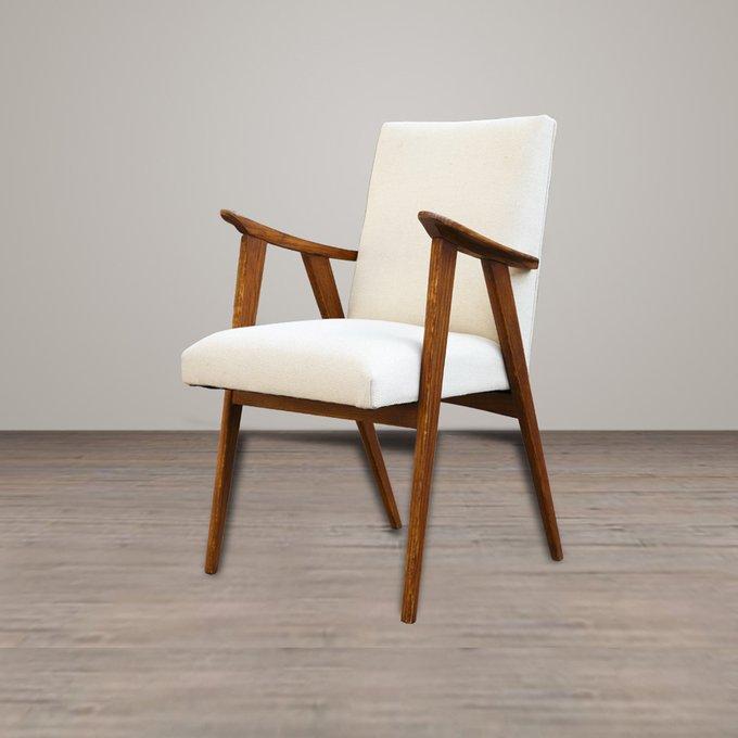 Кресло Тайлер белого цвета
