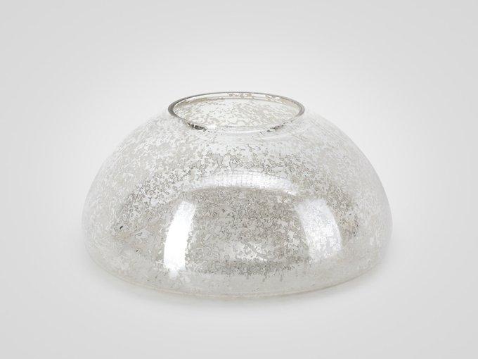 Подсвечник из стекла