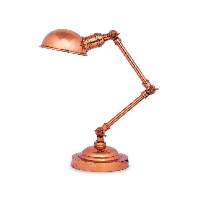 Рабочая настольная лампа Copper