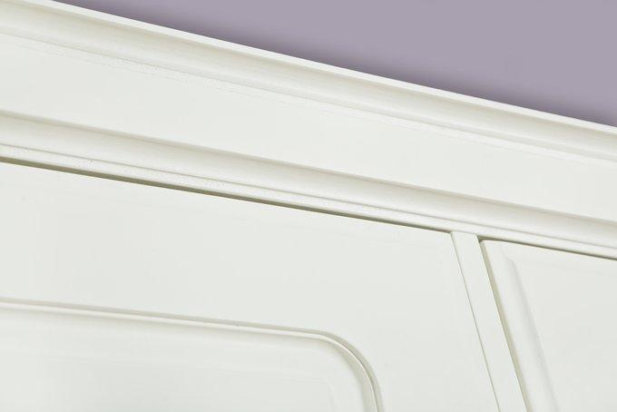 Шкаф трехстворчатый Belle Fleur Coloré с ручной росписью