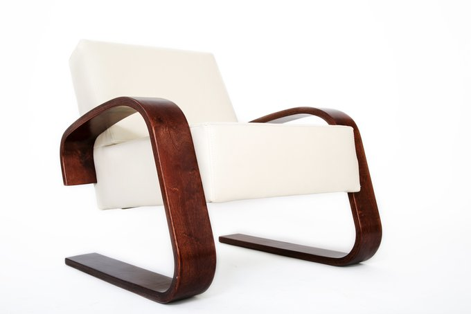 Кресло для отдыха Рица орех