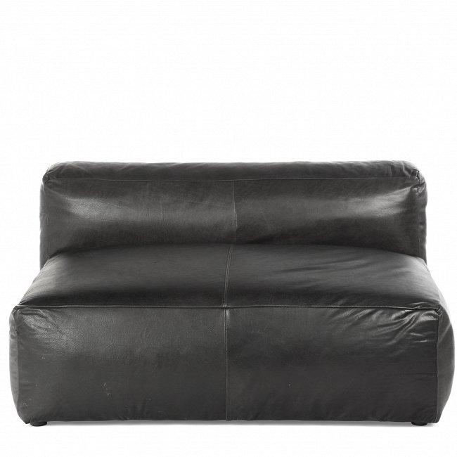 Модуль дивана Puntiro с кожаной обивкой