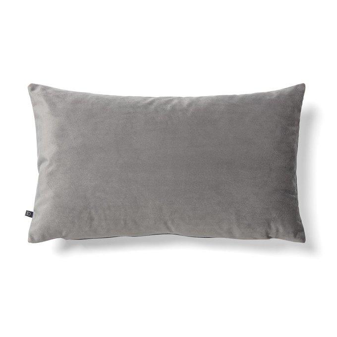 Чехол для подушки Jolie серого цвета 30x50