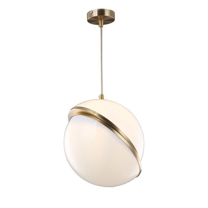 Подвесной светильник Avery Medium из матового стекла