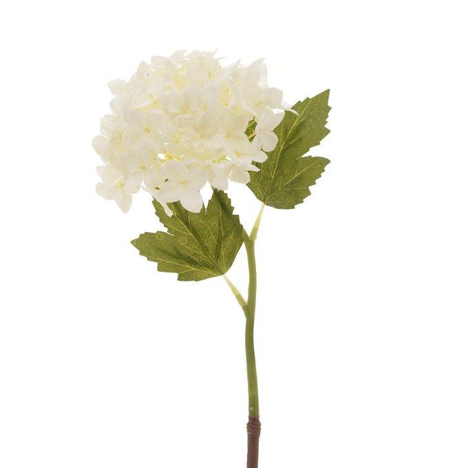 Искусственный цветок из пластика и полиэстера