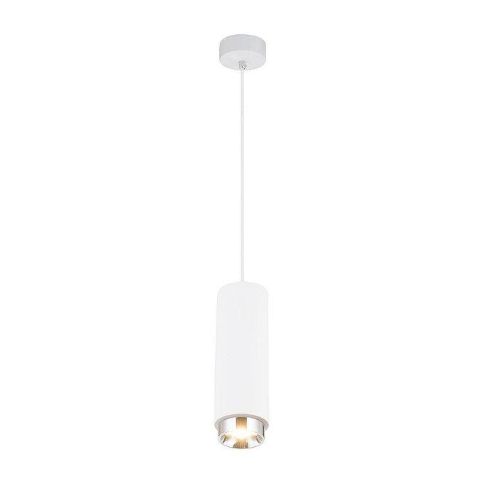 Подвесной светильник Christine белого цвета