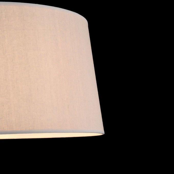 Торшер Bergamo белого цвета