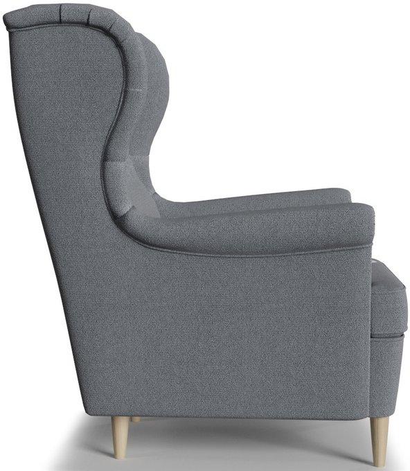 Кресло Торн Grey серого цвета