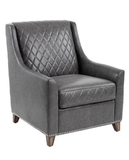 Кресло Frant с обивкой из кожи