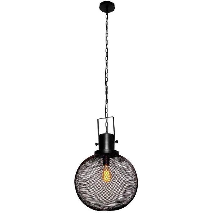 Подвесной светильник Industrial с плафоном из металла