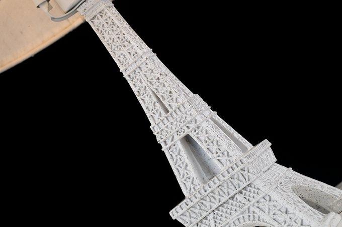 Настольная лампа Maytoni с текстильным абажуром