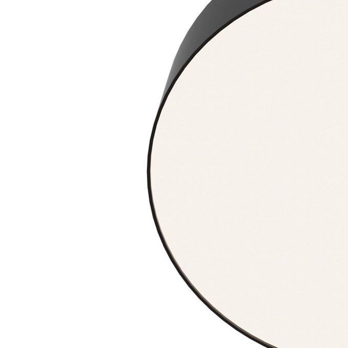 Потолочная люстра Zon из пластика и алюминия