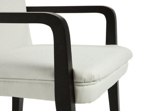 Кресло Louiseс подлокотниками Белое