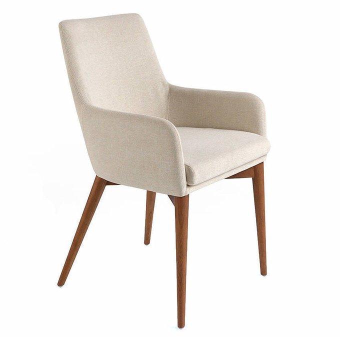 Кресло Espacio кремового цвета