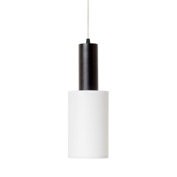 Подвесной светильник Roller с белым абажуром
