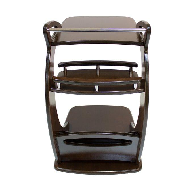 Подкатной столик Фаворит на колесиках