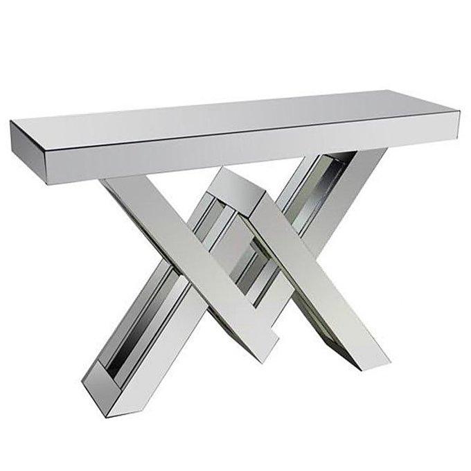 Зеркальный консольный столик Vittory