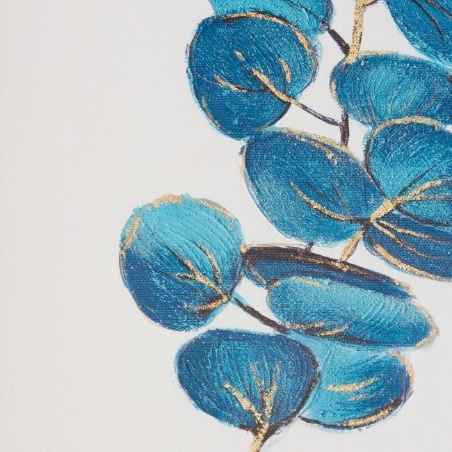 Картина Azul на холсте