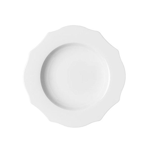 Тарелка для супа Belle Epoque из фарфора