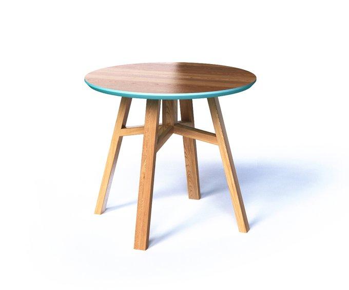 Кофейный столик Mack с каркасом из массива дерева