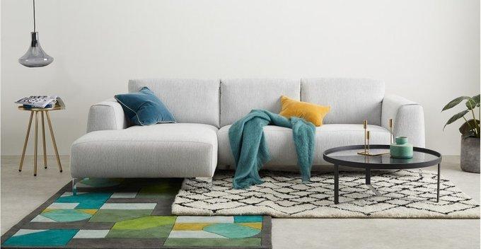 Угловой диван Candy  цвета лайм