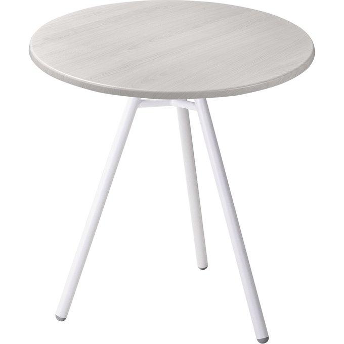 Обеденный стол Март white wood