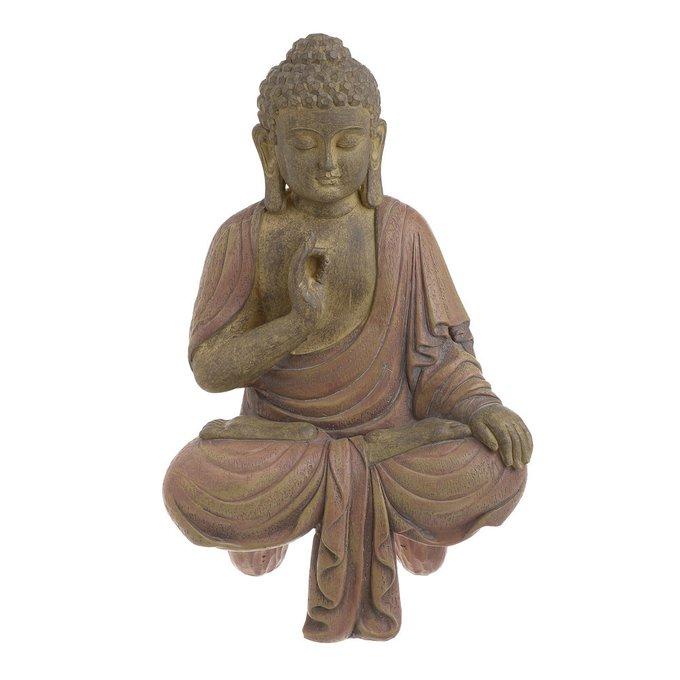 Статуэтка Buddha бежево-розового цвета
