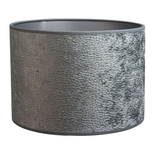 Абажур Merlin серебряного цвета