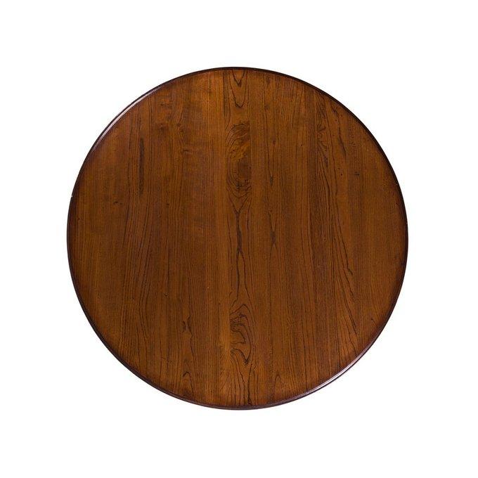 Обеденный стол Feast коричневого цвета