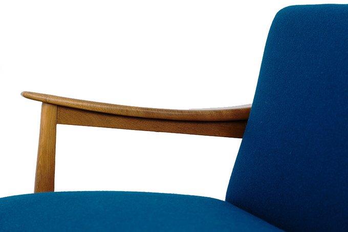 Спальный диван Фрида blue
