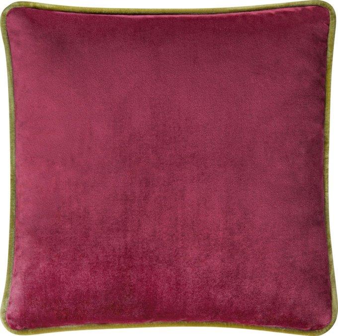 Подушка Nola красного цвета