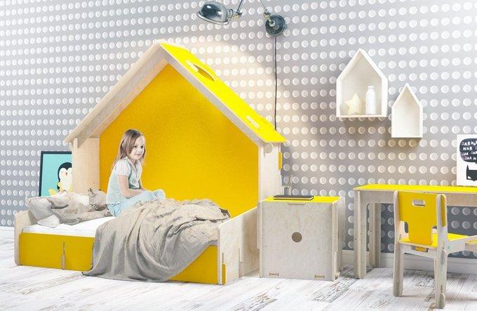 Кроватка Muna Доми 80х160