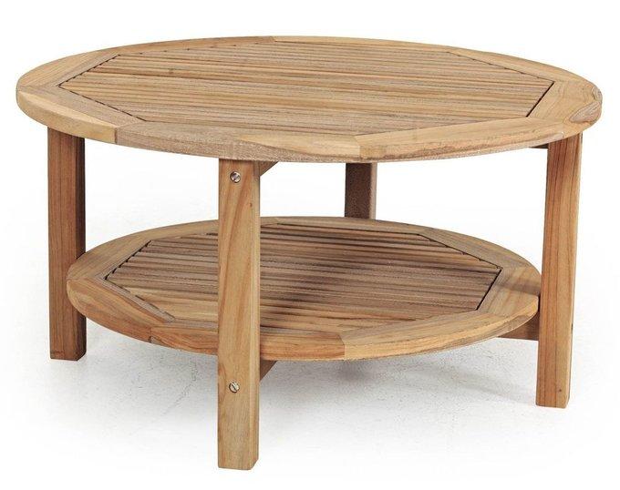 Стол кофейный Collin из тикового дерева