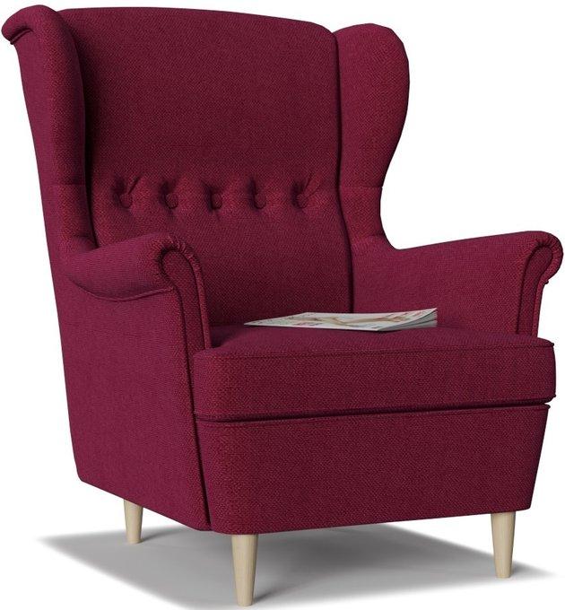 Кресло Торн Razz бордового цвета