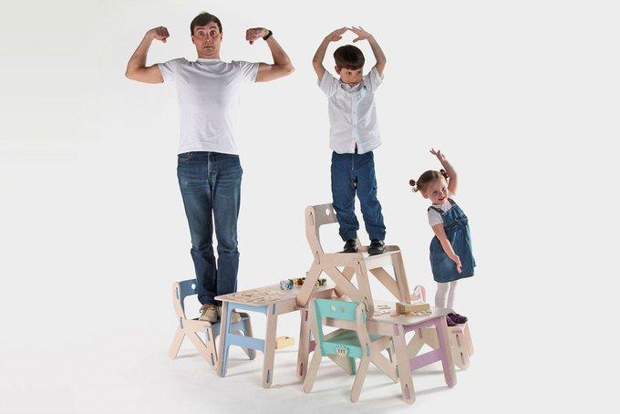"""Стол playply """"CLIC"""" Рост: до 85 см"""