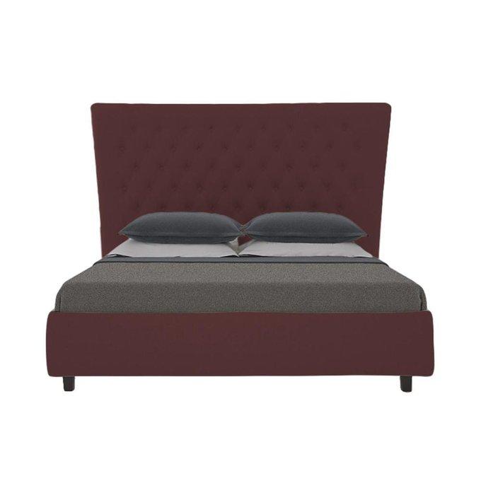 Кровать QuickSand коричневая 180х200