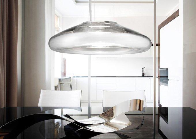 Подвесной светильник Leucos KEYRA из выдувного муранского стекла