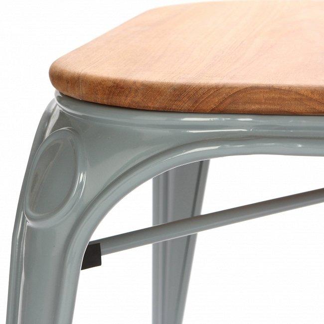 """Кофейный стол """"Louix"""" из дерева и стали"""