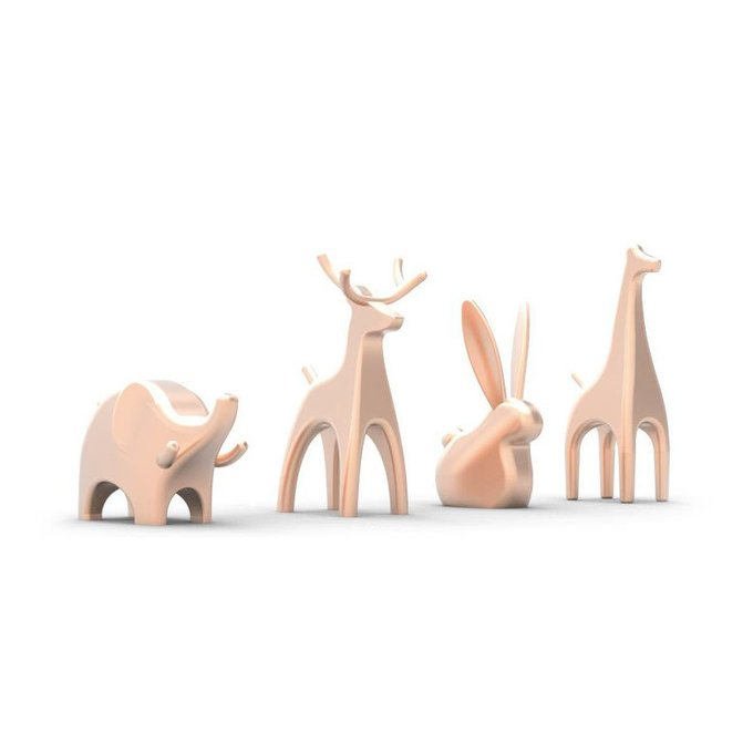 Подставка для колец Umbra anigram жираф