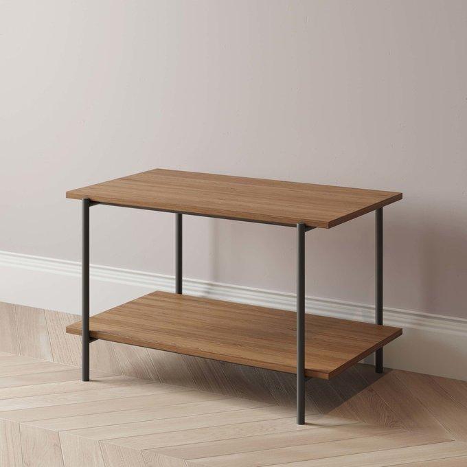Журнальный столик Porter-1 цвета светлый орех